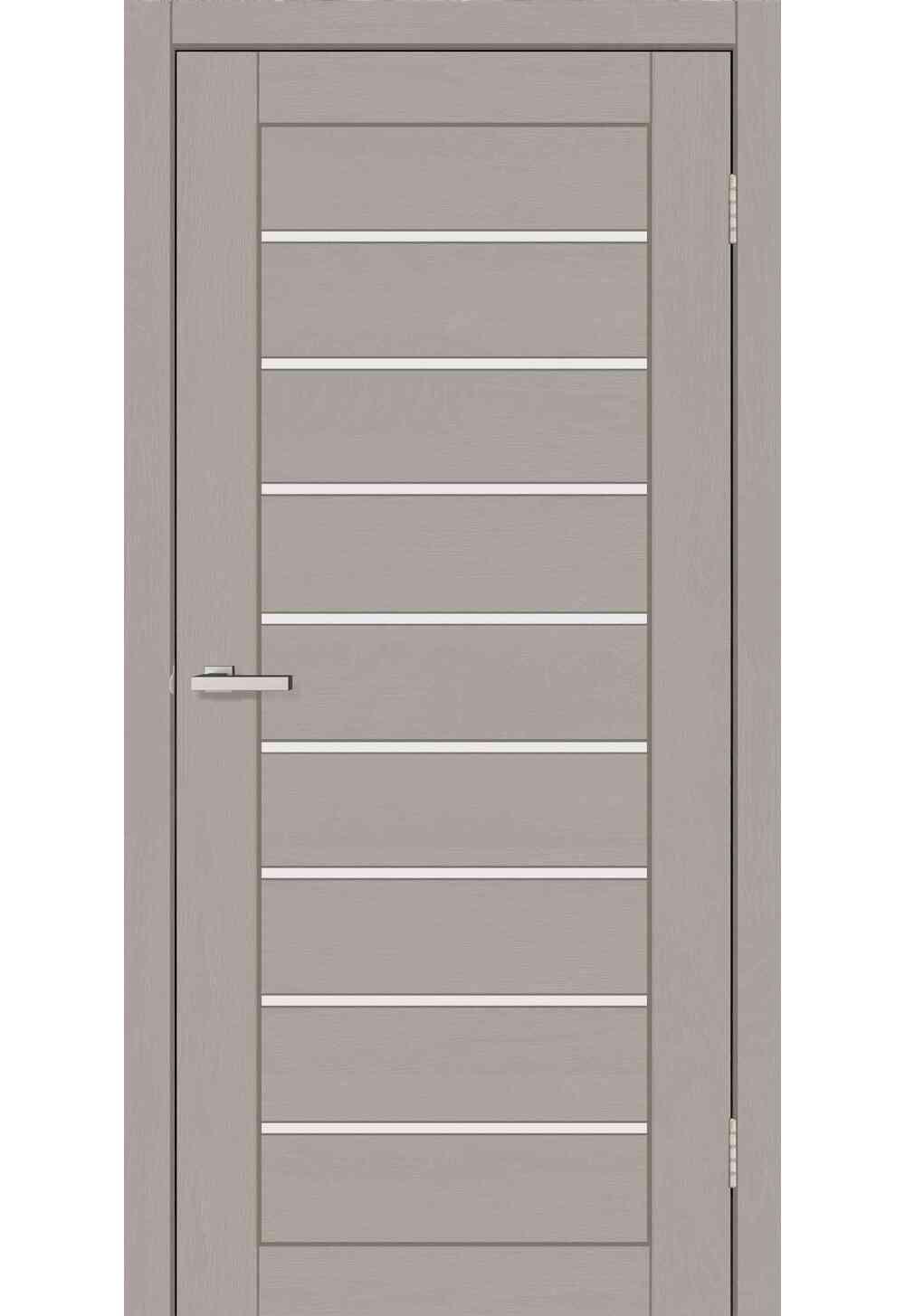 Купити Двері міжкімнатні DOORS Смарт С018G Дуб мерсо (ПВХ), 600x2000