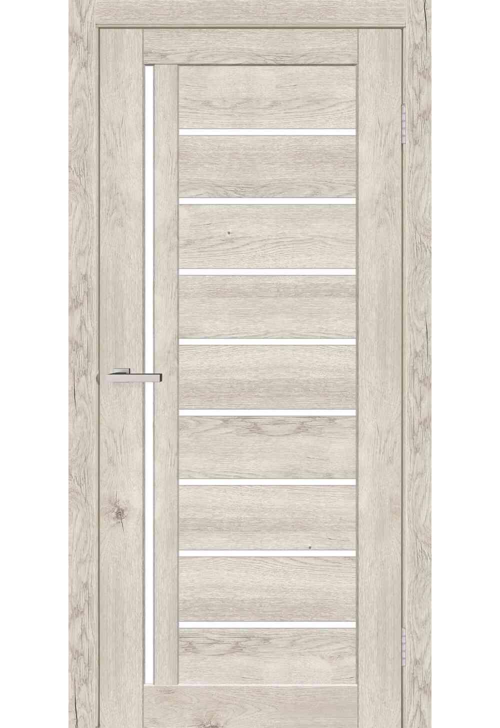 Купити Двері міжкімнатні DOORS Смарт С067G Дуб світлий (екошпон), 600x2000