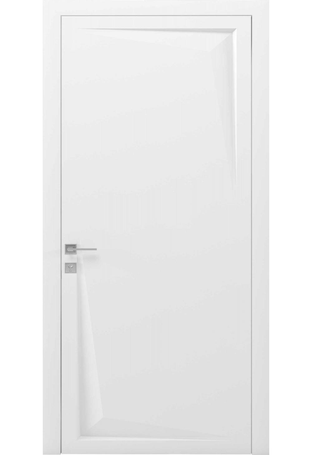 Купити Двері міжкімнатні RODOS LOFT NIKOLETTA /Білий матовий/, 900x2000